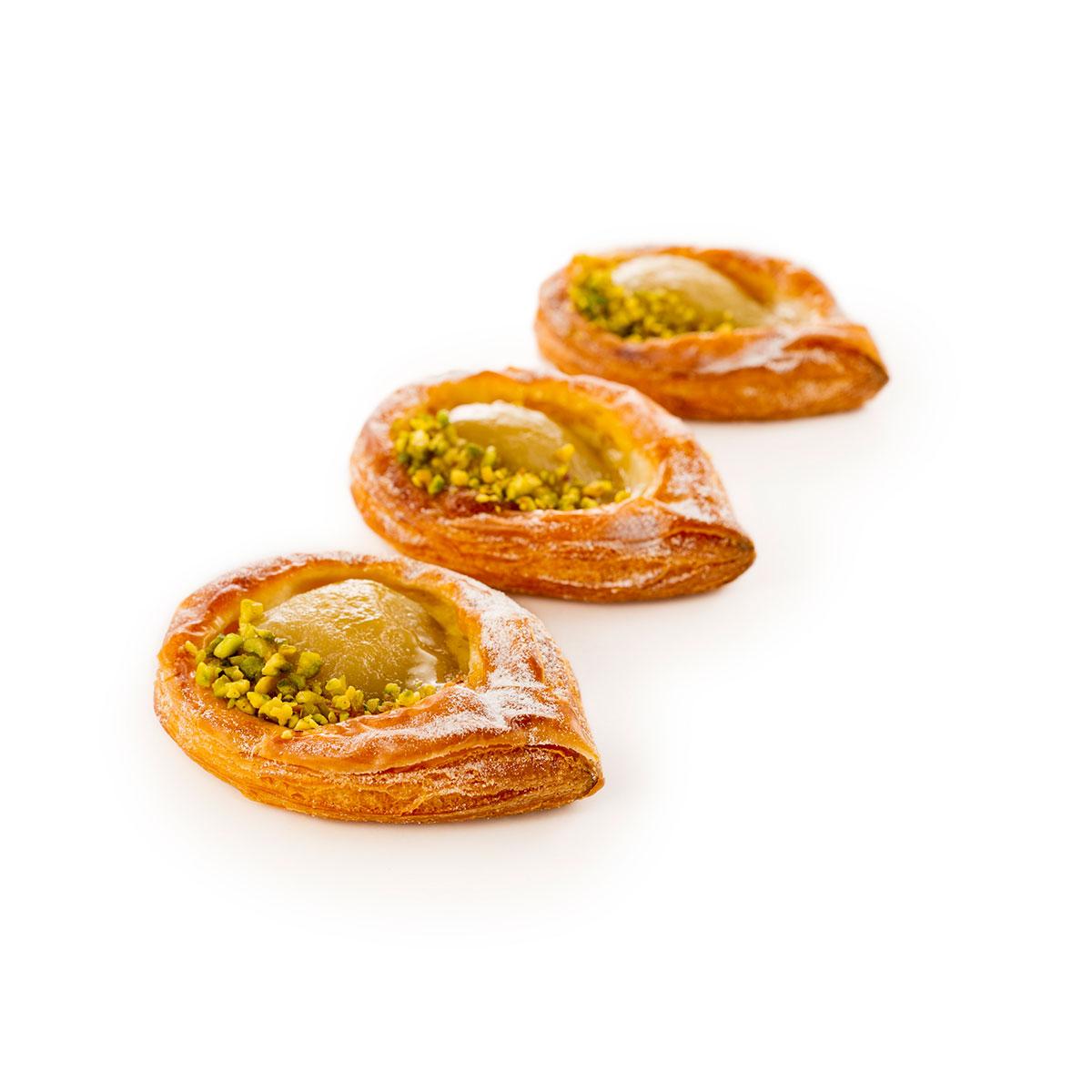 Pear & Cinnamon Danish