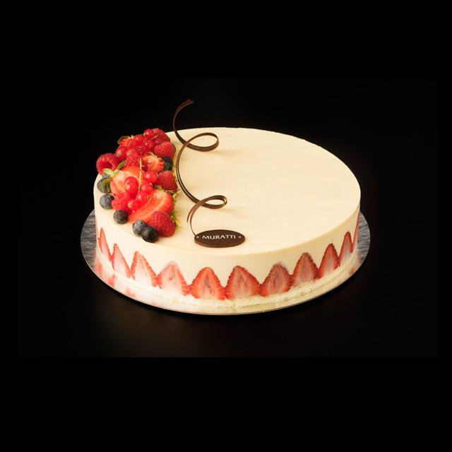 Strawberry & White Chocolate