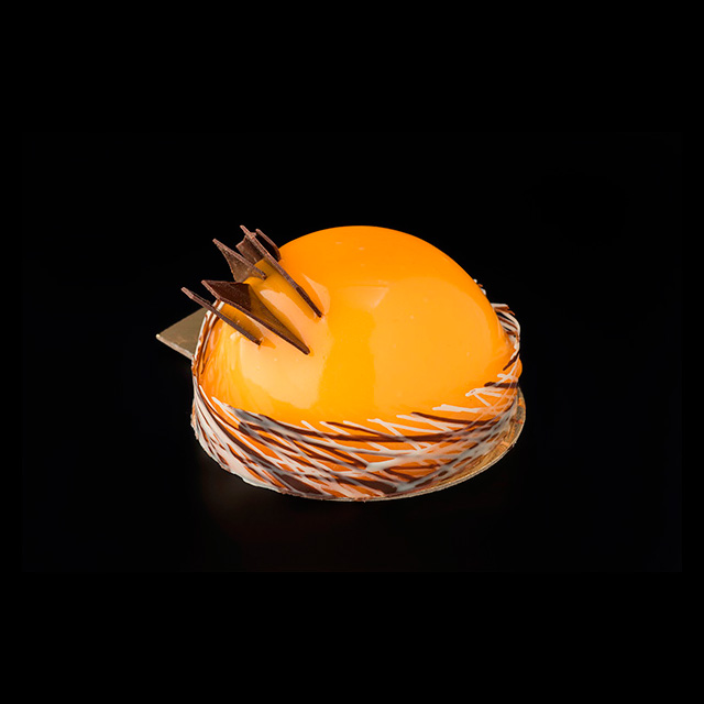 Mango Passionfruit Dome