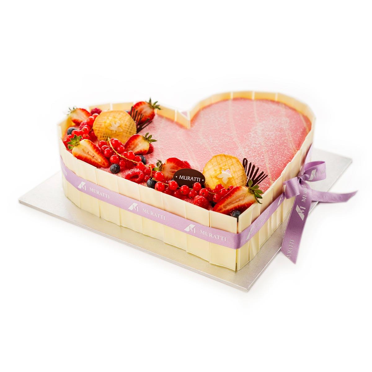 Berry & Apple - Heart