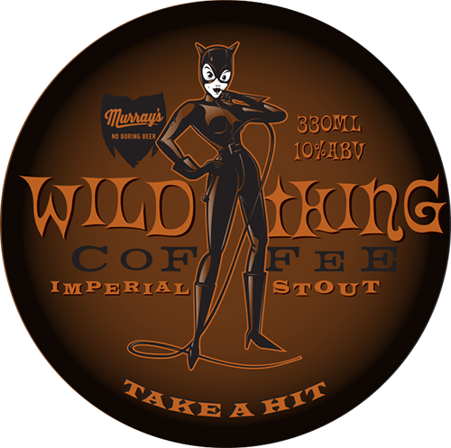 Wild Thing Coffee Imperial Stout