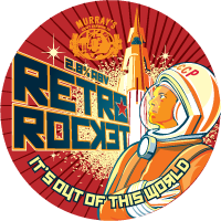 Retro Rocket Ale