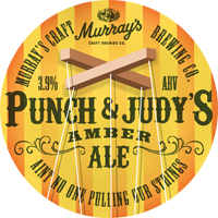 Punch & Judy's Ale