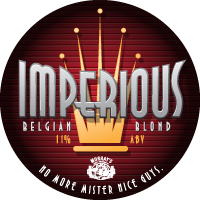 Imperious Imperial Belgian Blond