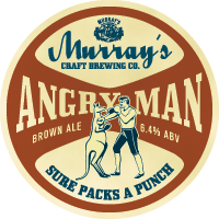 Angry Man Brown Ale