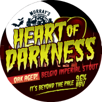 Heart of Darkness Oak Aged Belgio Imperial Stout