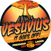 Vesuvius Premium Lager