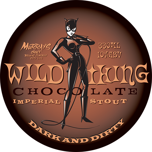 Wild Thing Chocolate Imperial Stout