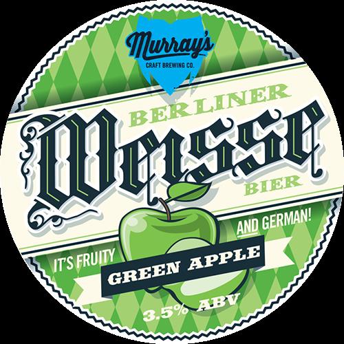 Green Apple Berliner Weisse