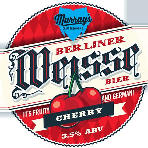 Cherry Berliner Weisse