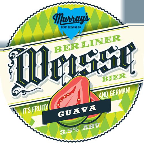 Guava Berliner Weisse