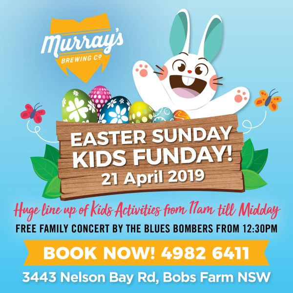 Easter Sunday Kids Funday: Family fun for a cause