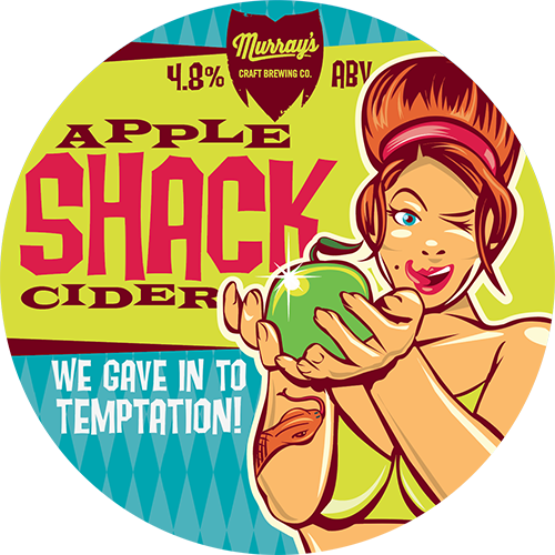 AppleShack Cider - DRAUGHT ONLY at Murray's Cellar Door