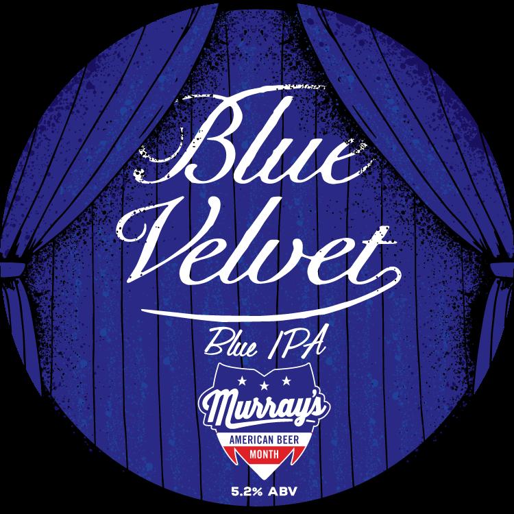 Blue Velvet Blue IPA