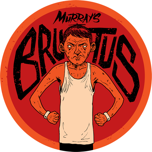 Brutus Belgian Quadrupel IPA
