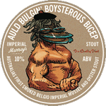 Auld Bulgin' Boysterous Bicep