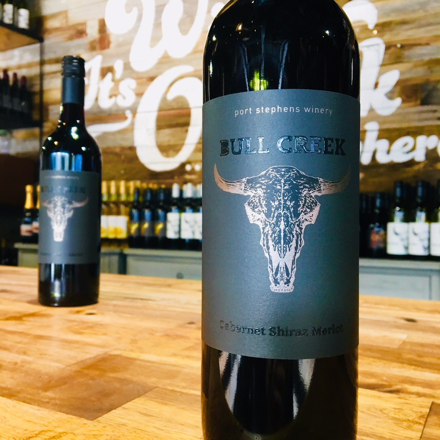 Bull Creek Cabernet Shiraz Merlot