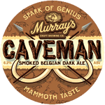 Caveman Smoked Belgian Dark Ale