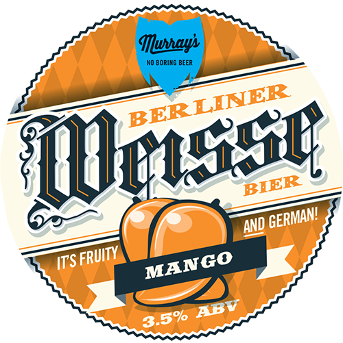 Mango Berliner Weisse