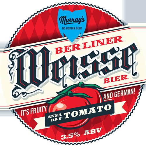 Tomato Berliner Weisse