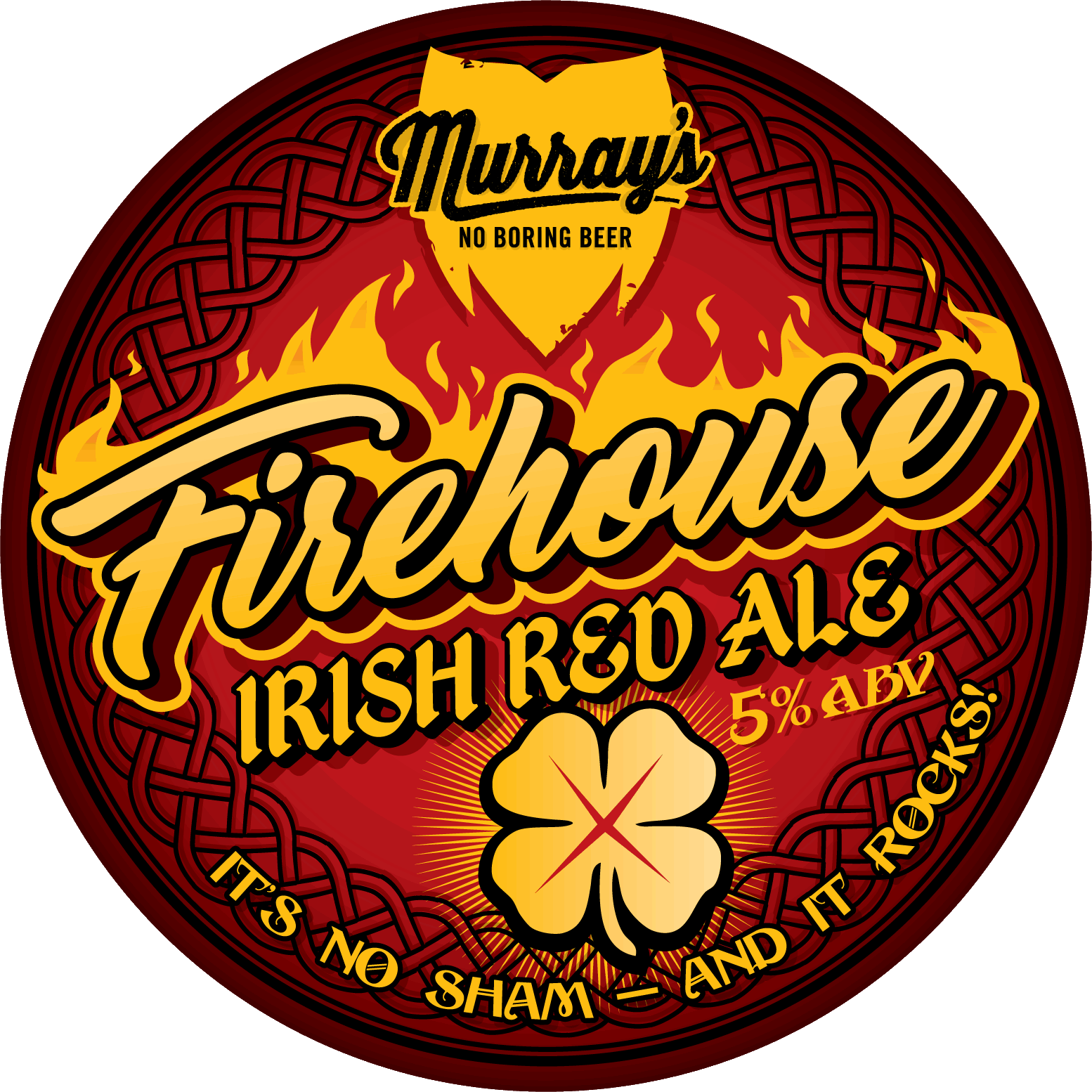 Firehouse Irish Red Ale