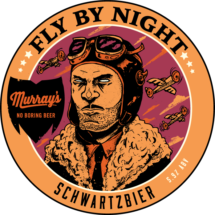Fly By Night Schwartzbier