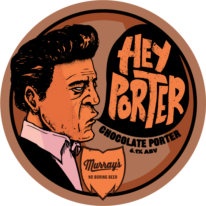 Hey Porter Chocolate Porter
