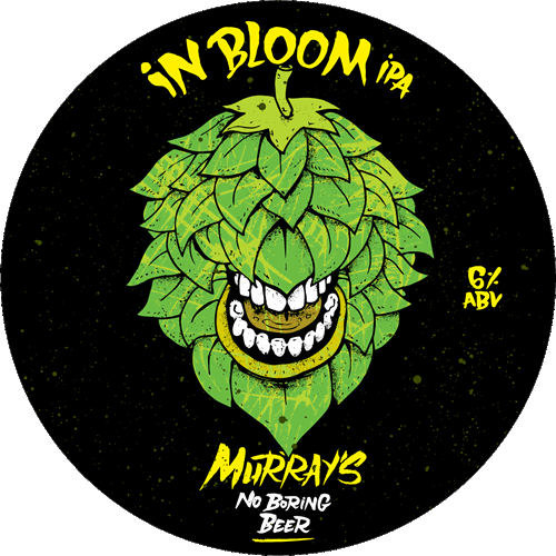 In Bloom wet hop IPA