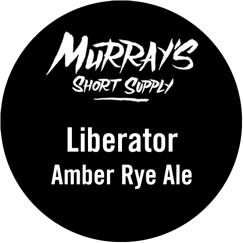Liberator Red Rye IPA