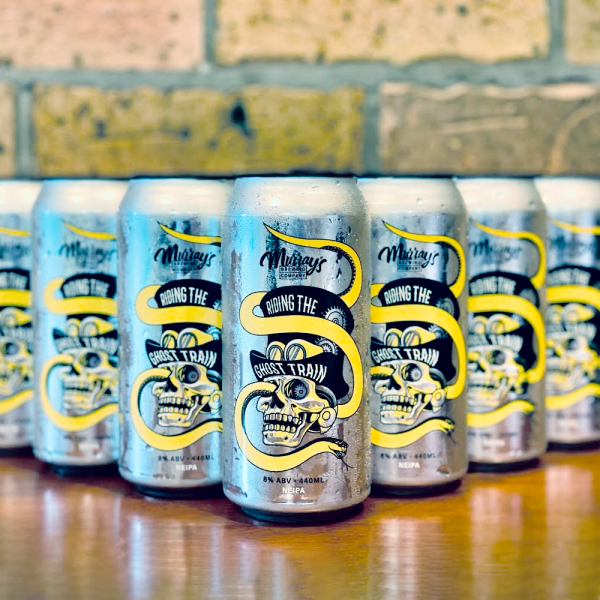Riding the Ghost Train - 440ml