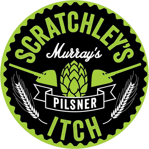 Scratchley's Itch Pilsner