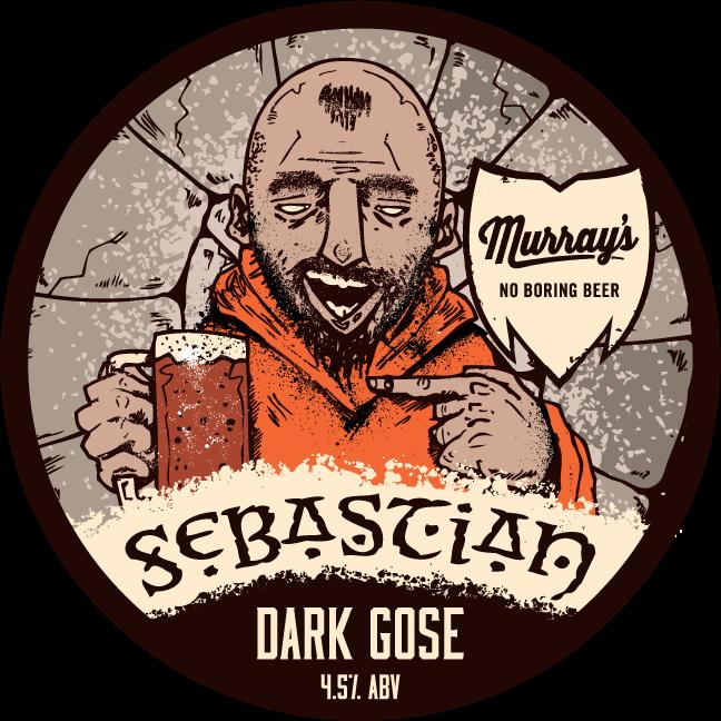 Sebastian Dark Gose