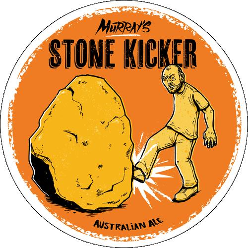 Stone Kicker Australian Ale
