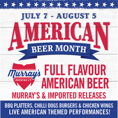 American Beer Month 2018