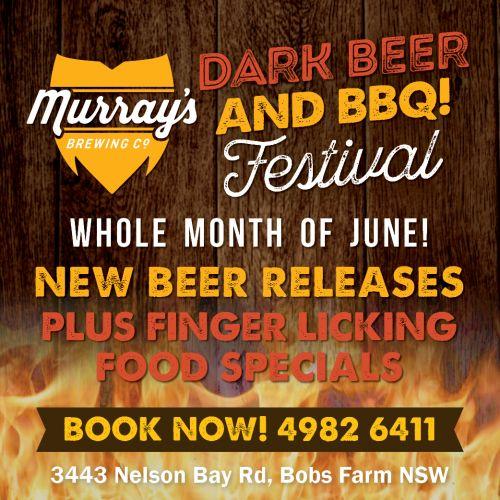 Dark Beer & BBQ