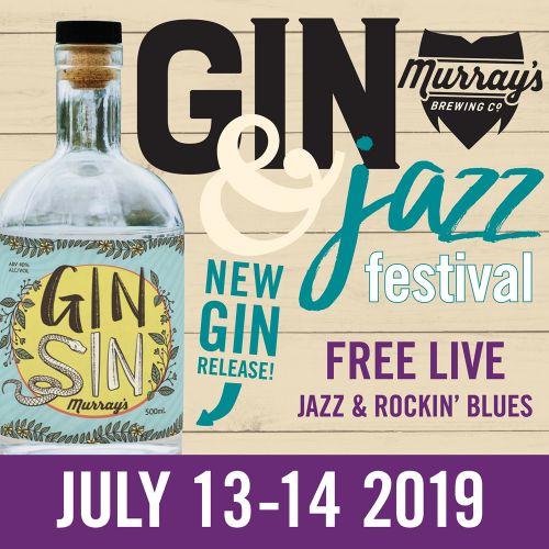 Gin & Jazz 2019