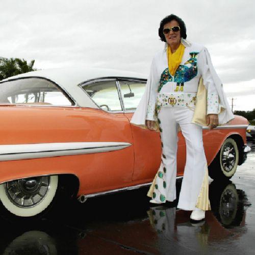Norm Bakker: aka Elvis