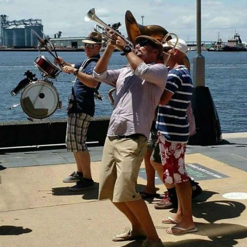 Rehab Brass Band