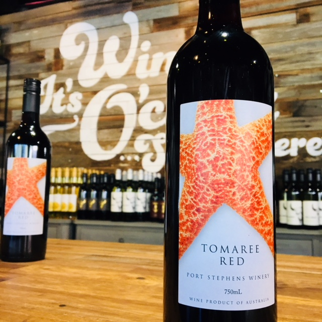 TOMAREE RED