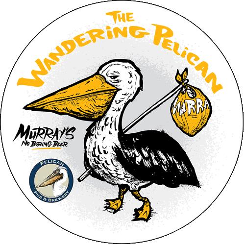 Wandering Pelican IPA