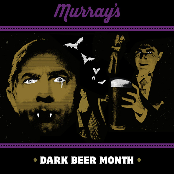 NEW BEERS FOR DARK BEER MONTH IN JUNE