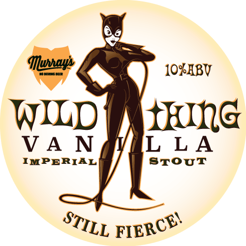 Wild Thing Vanilla Imperial Stout