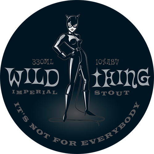 Wild Thing Imperial Stout