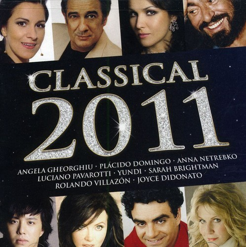 CLASSICAL 2011 - CLASSICAL 2011 NEW CD