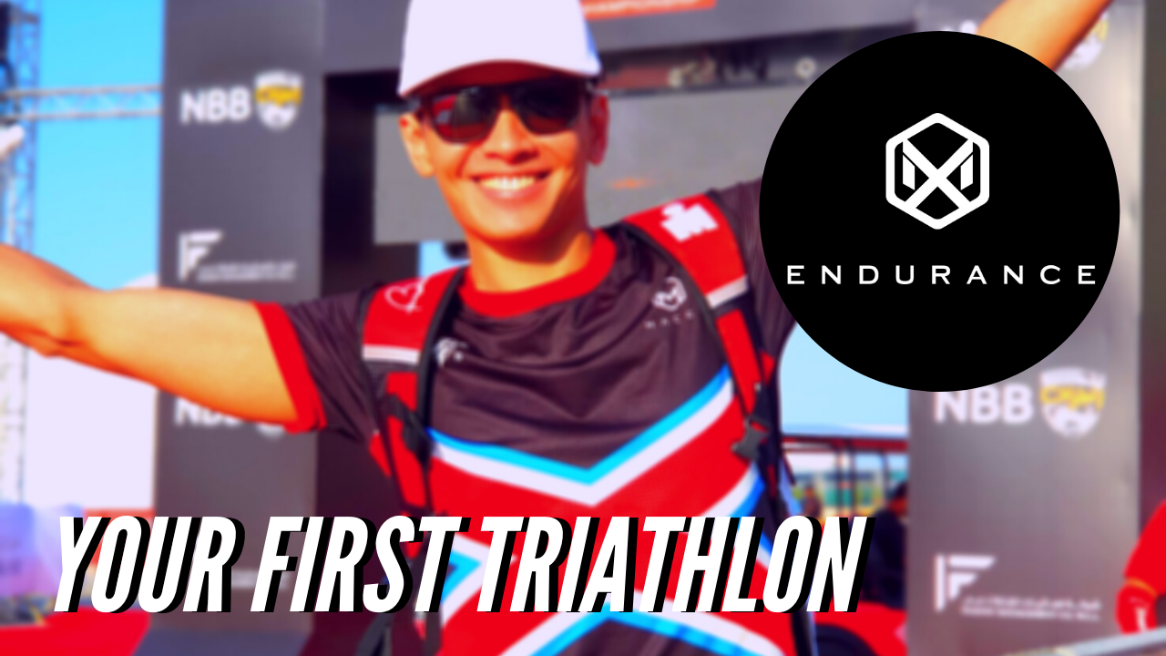 1065 Your First Triathlon Training Plan