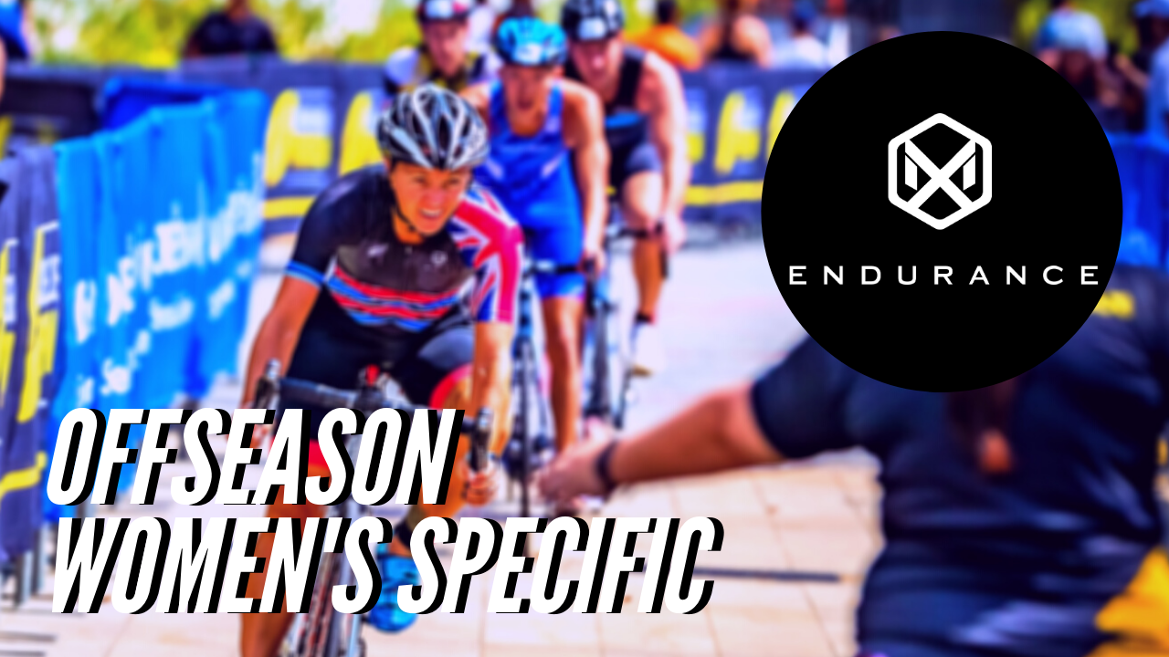 1107 Women's Specific Off-Season Plan