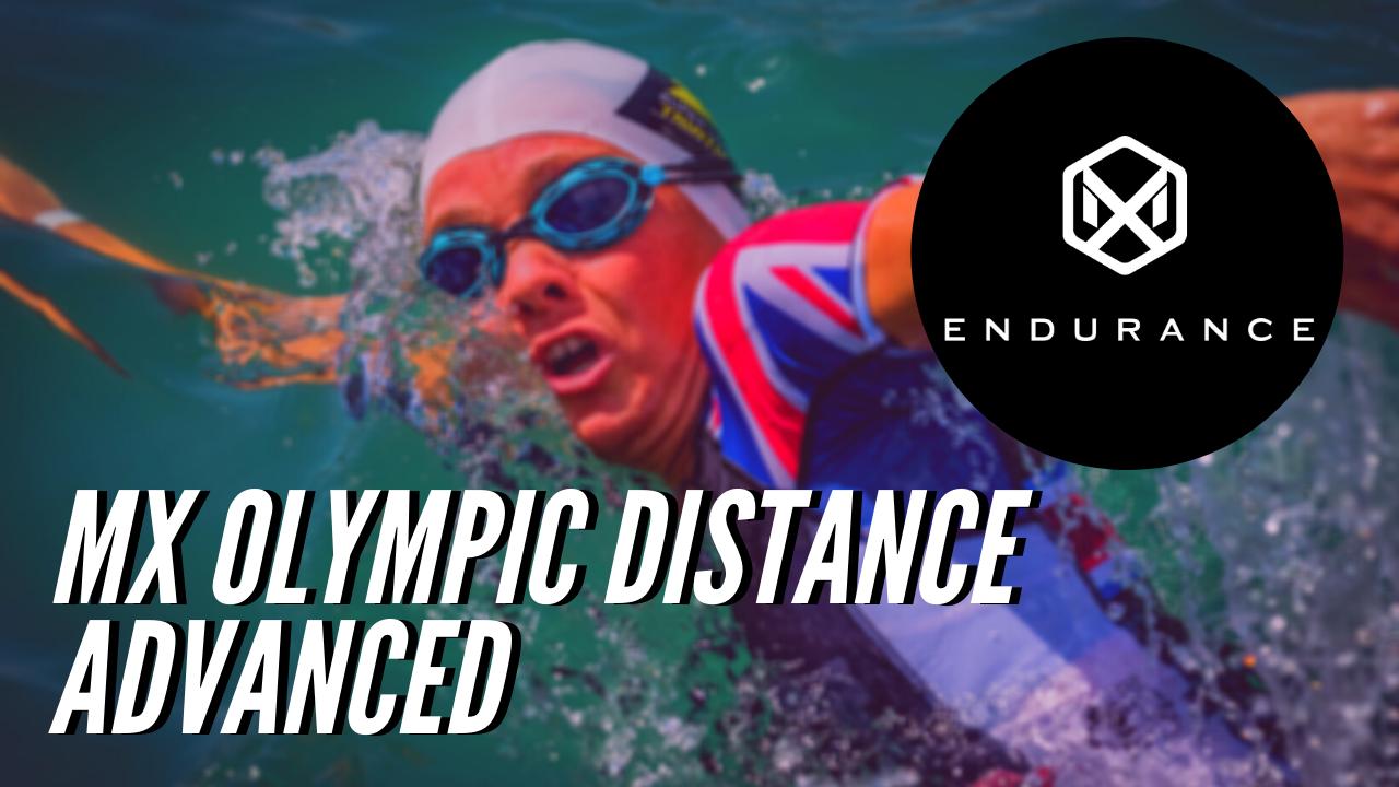 649 MX Olympic Distance - Advanced