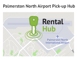 Palmerston North Airport Hub for Car Rental