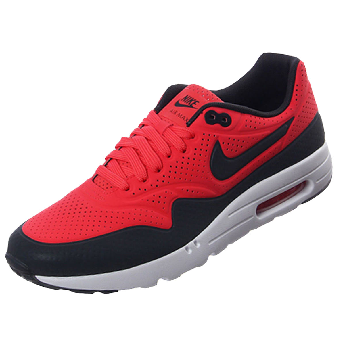 ae04f958b433 Nike Air Max 1 Ultra Moire Rio Red Mens Sneakers Shoes - MyCraze