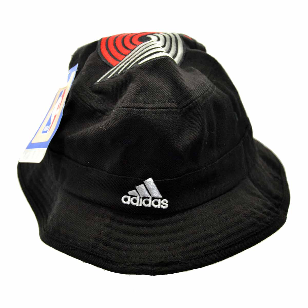 Portland Trailblazers Adidas NBA Fashion Bucket Hat  ed190127c2c